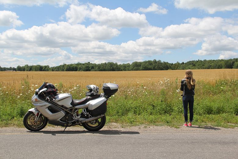 Motorrad Kurzurlaub 3 Nächte